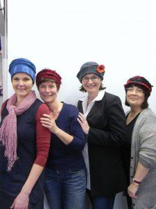 Workshop vilt maken hoeden en hoofdbanden Charlotte Molenaar Art.toWear